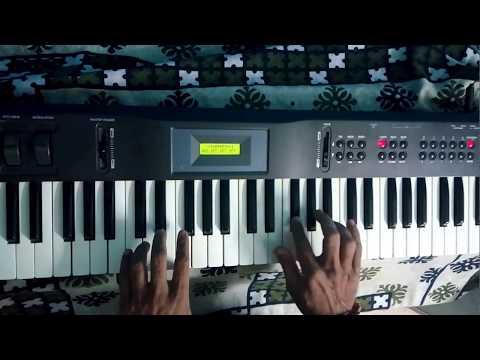 Ude Jab Jab Zulfe Teri - Keyboard / Organ Music Play