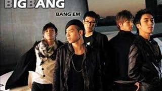 Big Bang - La La La (English)