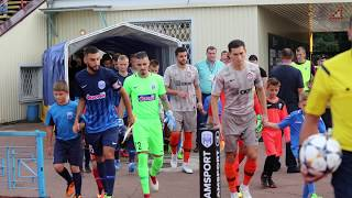 Перший матч в Десни УПЛ: команда трималася впевнено, проте програла Шахтарю з рахунком 0:2