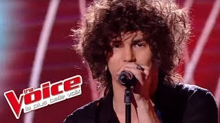 George Michael  – Careless Whisper | Côme | The Voice France 2015 |