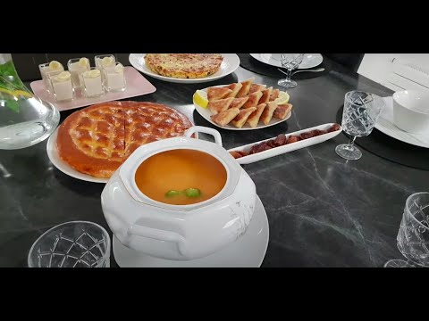 menu-du-1er-jour-du-ramadan🌙-2020-/فطور-اول-يوم-في-رمضان-بالعربية-و-الفرنسية