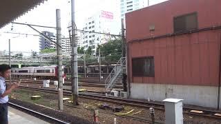 【バースデーMHだけど…】名鉄2211F金山停車MHフル(撮りミス)