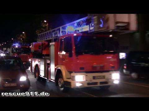 (Verkehrsunfall) ELW 1 und RW 2 FF Erftstadt LZ Liblar von YouTube · HD · Dauer:  50 Sekunden  · 1.000+ Aufrufe · hochgeladen am 15.04.2015 · hochgeladen von Einsatz NRW