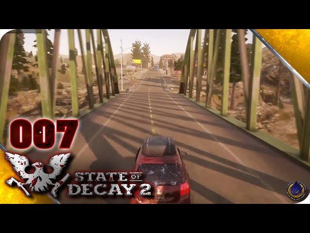 Let's Play STATE OF DECAY 2 💀 [007] Nachbarschaftshilfe