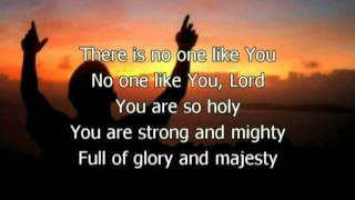 Watch Planetshakers No One Like You video