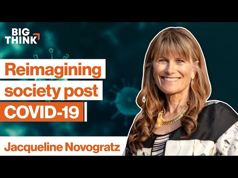 How should we reimagine society post-COVID-19? | Jacqueline Novogratz