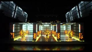 Porsche Macan: 3D Mapping & Dance Performance