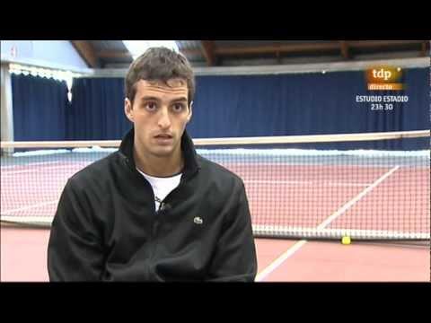 Albert Ramos en la Copa Davis