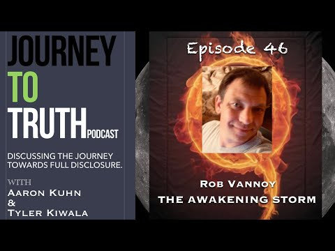 SBA Presents - JOURNEY TO TRUTH - DECLAS of Cyberstalking Campaign & Control of Disclosure w Rob Van