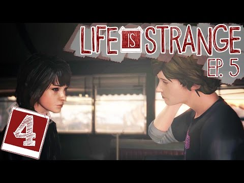 Life is Strange [Episode 5: Polarized] Part 4 - Apocalypse [Gameplay/Walkthrough]