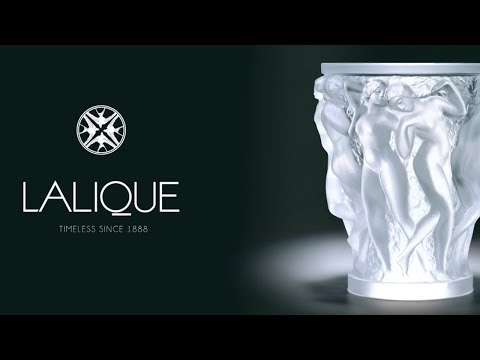 LALIQUE And Villa René Lalique Mood Video