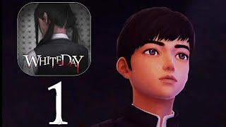 White Day Remake (iOS/Android) [Part 1] - A LABYRINTH NAMED SCHOOL
