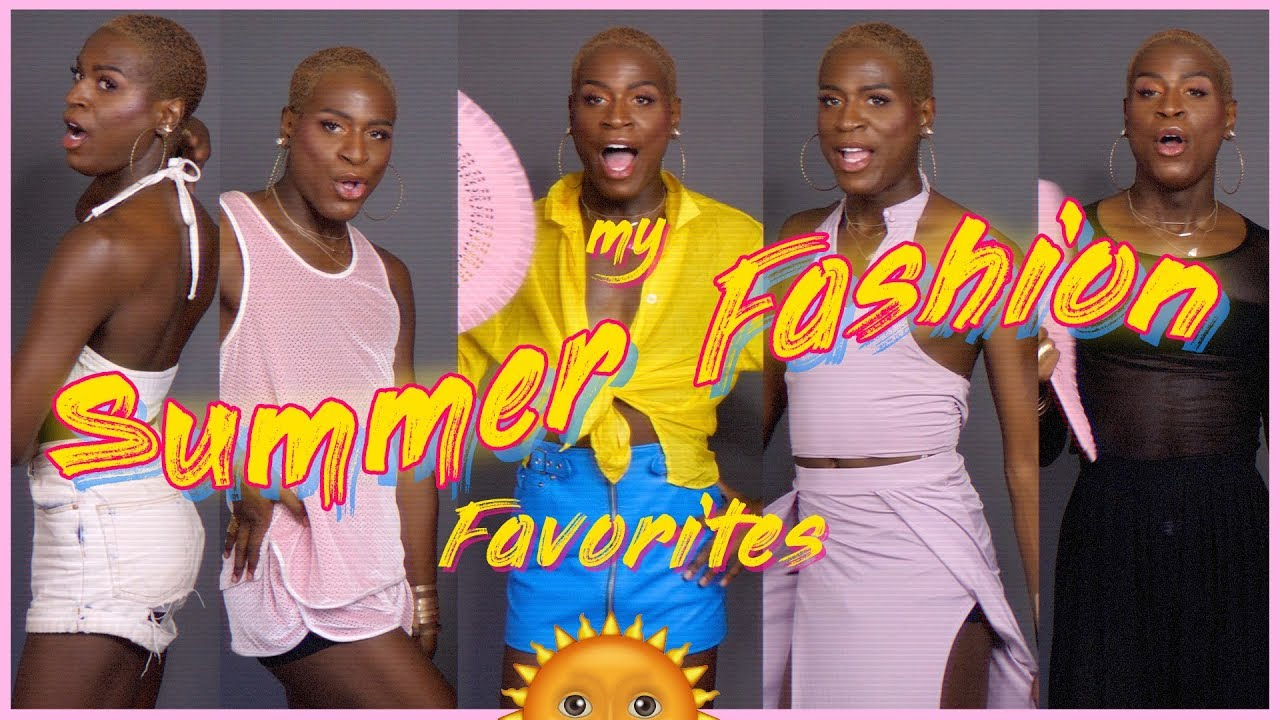 [VIDEO] - My SUMMER FASHION Favorites ☀ 7