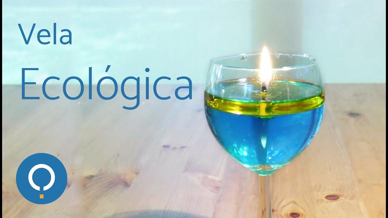 Hacer una vela con agua y aceite 123vid - Velas de agua ...