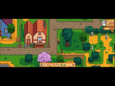 Stardew Valley: Ep 27 - George Wants A Herring!