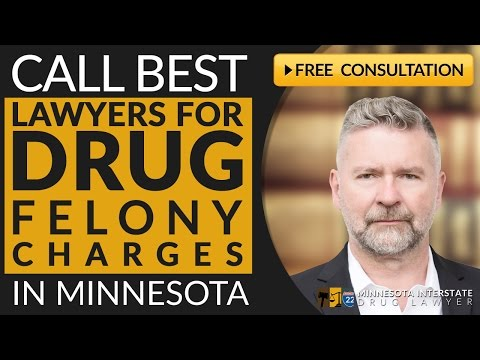 Felony Drug Charges Lawyer Woodbury, MN 218-260-4095 Felony Drug Possession Attorney Woodbury, MN