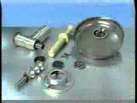 HOBART Mixer A200 Instructional Video