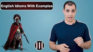 Learn English Idioms and Phrases with Meanings and Example Lesson 3