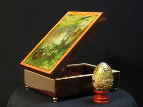 Jewellry box music box series