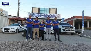 Coldwell Banker İzmir Ofislerimiz için MAVİ Drone Tur Gezisi
