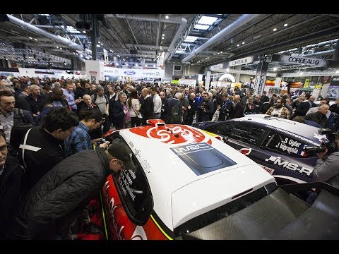 RE-LIVE 2018 WRC Season Launch @ Autosport International Show