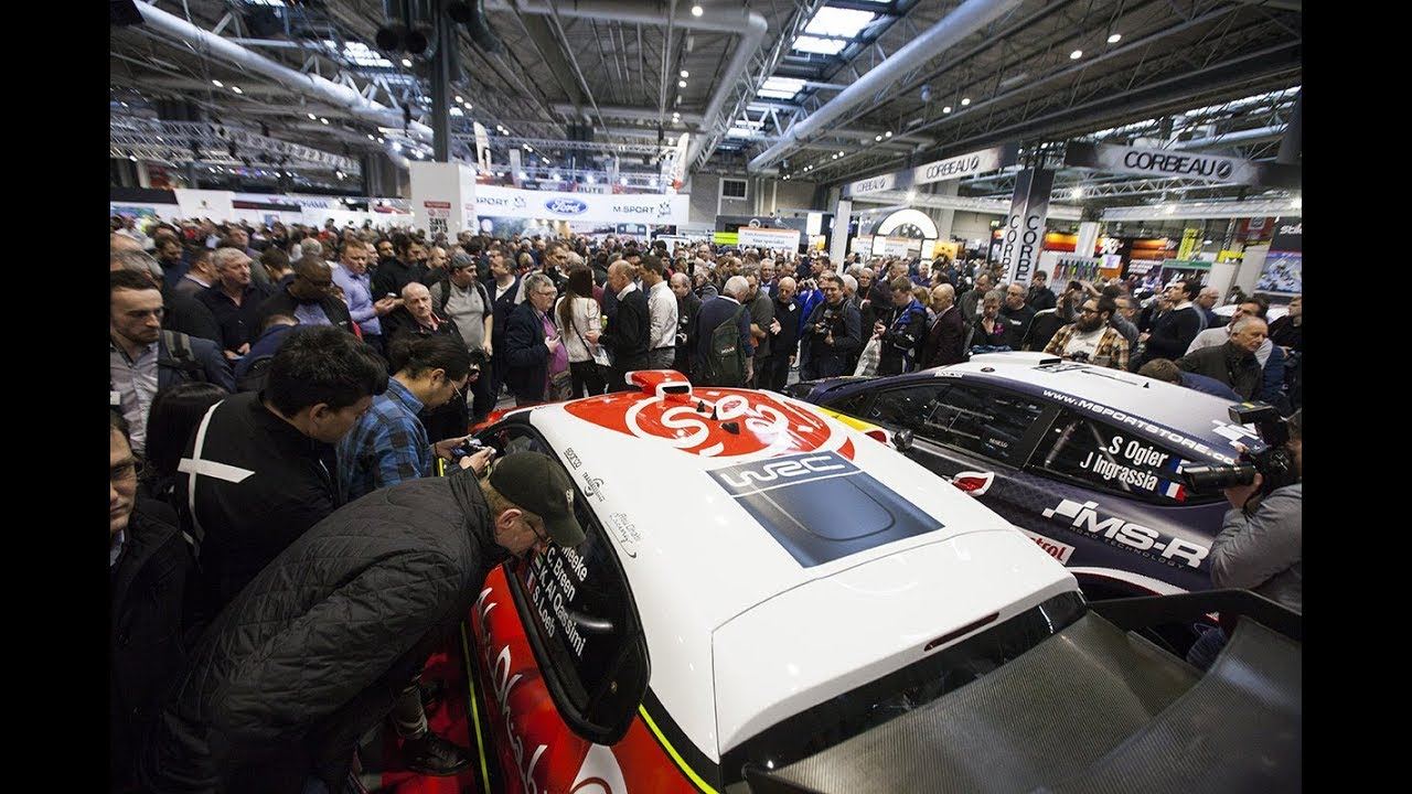Re Live 2018 Wrc Season Launch Autosport International Show Youtube