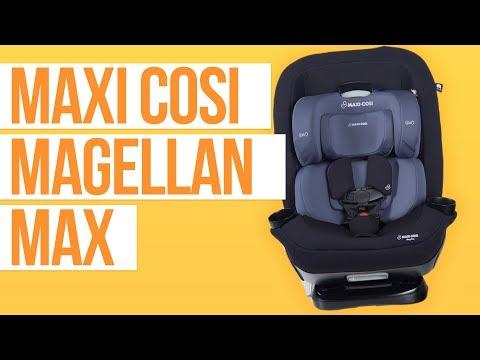 Maxi Cosi Magellan Max 5-in-1   Convertible Car Seat Review