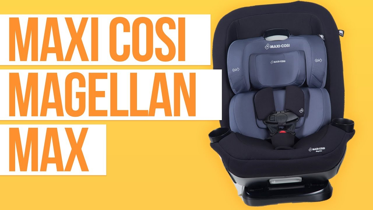 Maxi Cosi Magellan Max 5-in-1 | Convertible Car Seat Review - YouTube