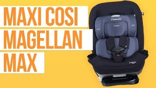 Maxi Cosi Magellan Max 5-in-1 | Convertible Car Seat Review