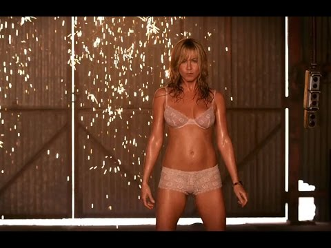 Jennifer Aniston Striptease  (We