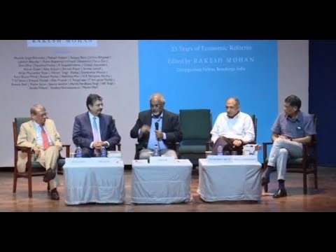 Panel Discussion | India Transformed: 25 Years of Economic Reforms