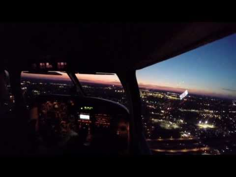 Piper Archer III - Flying From D95 Lapeer, MI to KFNT Flint, MI - VFR