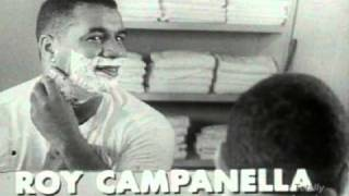Roy Campanula, Pee Wee Reese & Don Zimmer (Classic TV Commercials Digitally Restored!)