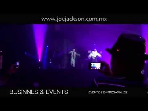 Joe Jackson Show Empresarial