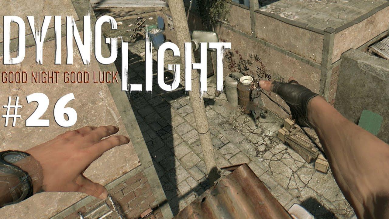 Dying Light [HD] #26 - Der Enterhaken ► Let's Play