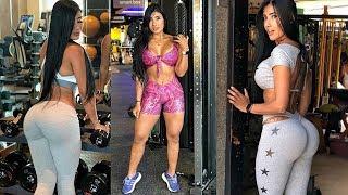 Beautiful Muscle Girl | Aleja Gomez Fitness Workout | Female Bodybuilding