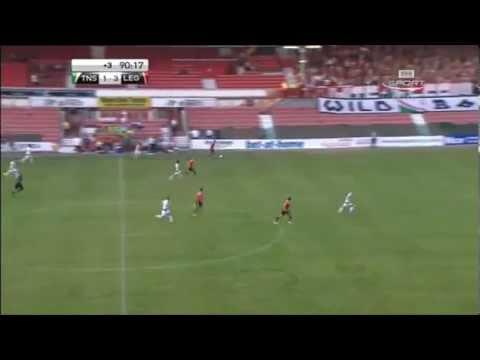 The New Saints vs  Legia Warszawa 1-3 17.07.2013