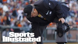 Joe West Suspended For Calling Adrian Beltre Biggest Complainer | SI Wire | Sports Illustrated