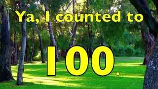 COUNTING to 100 with Real Animals for KIDS - Learn English