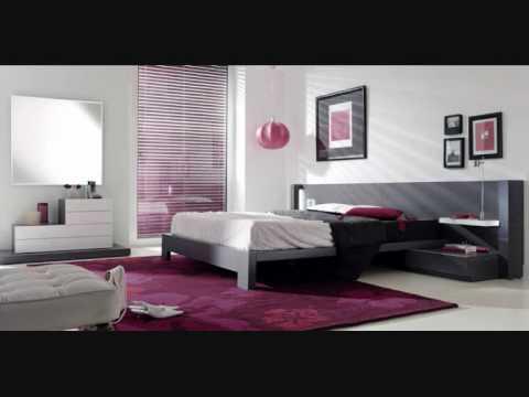 4 dormitorios modernos todos los colores www