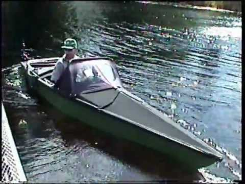 lil electric boat video