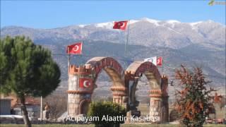 Denizli'de Gezilecek Güzel Yerler - Birucak.com