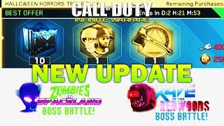 Free Epic Axe - New Update, New Halloween Horrors Triple Play Hack, New Boss Battle Game Mode