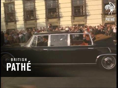 Austria - Queen's Tour - Special! (1969)