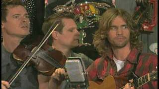 The Old Crow Medicine Show on the Marty Stuart Show on RFD-TV