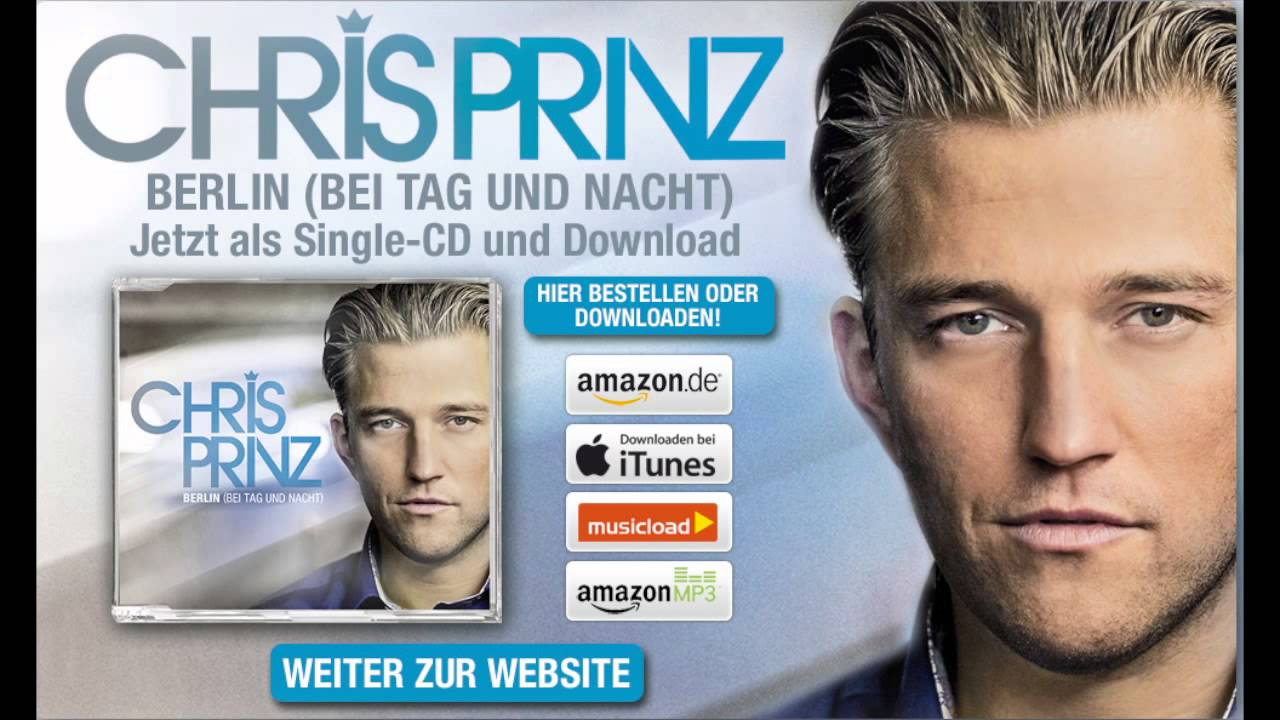 CHRIS PRINZ - Lyrics, Playlists & Videos   Shazam