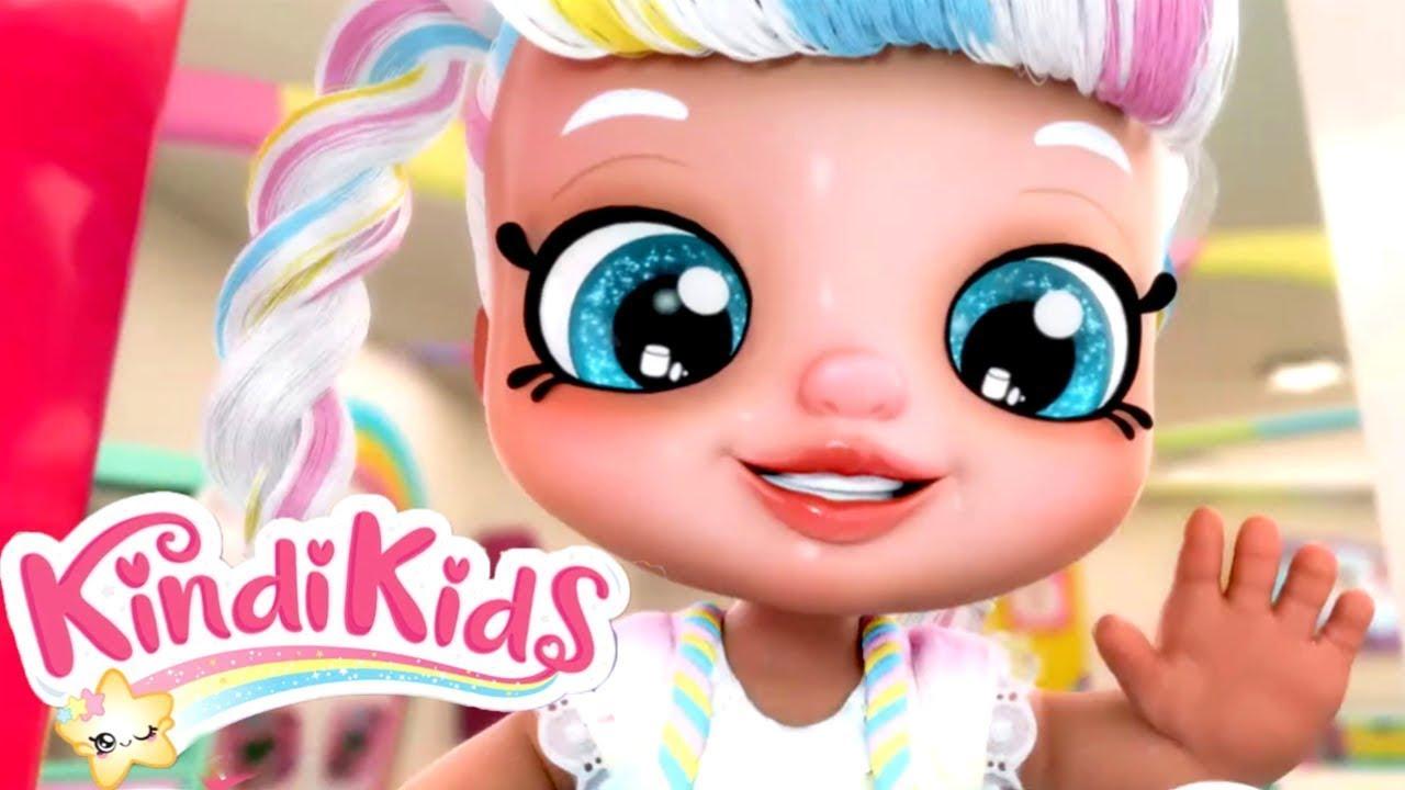Кинди Кидс | Звездный Садик - Сборник | Веселый мультфильм для девочек | Kedoo мультики для детей