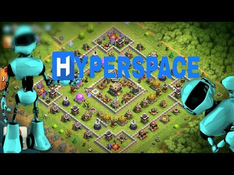 Real CLASH OF CLANS 24×7 ROBOT WORKING SCRIPT WITH PROOF!! ||HYPERSPACE CLOUD PHONE || 24