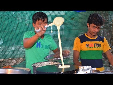 Amazing Cooking Skills | Best Street Food in Mumbai, India.