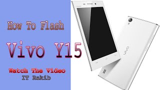 Vivo Y15 Pattern,Password Remove By Hard Reset 100% ||.